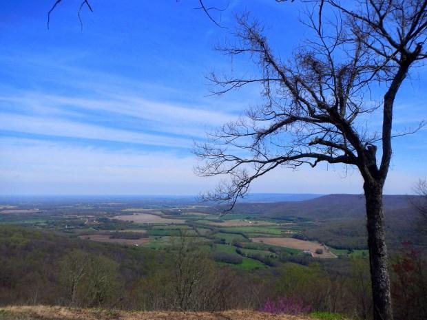 Green's View, Sewanee, Tennessee