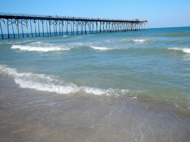 Kure Beach Pier, Kure Beach, North Carolina