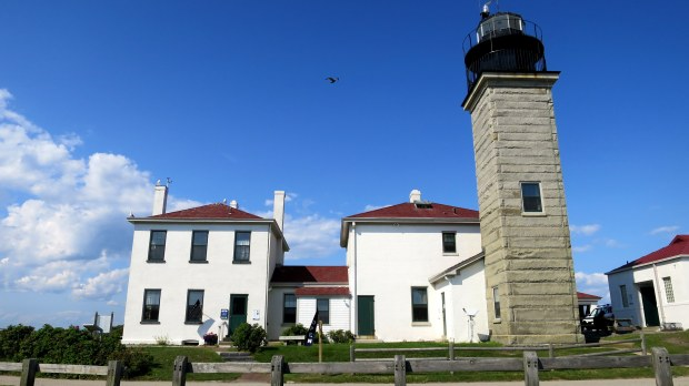 Beavertail Lighthouse, Beavertail State Park, Jamestown, Rhode Island