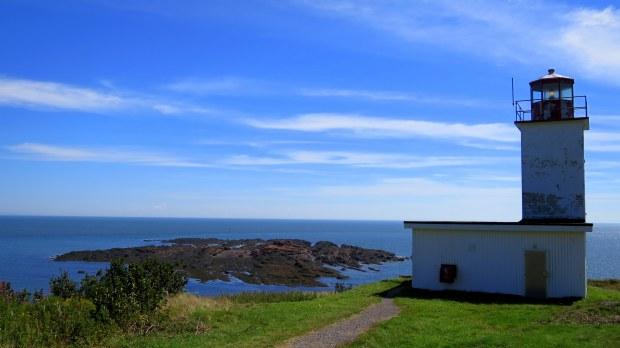 West Quaco Lighthouse, West Quaco, New Brunswick, Canada