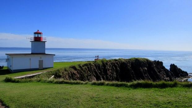 Cape D'Or Lighthouse, Cape D'Or, Nova Scotia, Canada