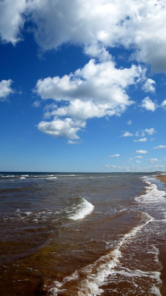 Beach, Brackley-Dalvay, Prince Edward Island National Park, Prince Edward Island, Canada