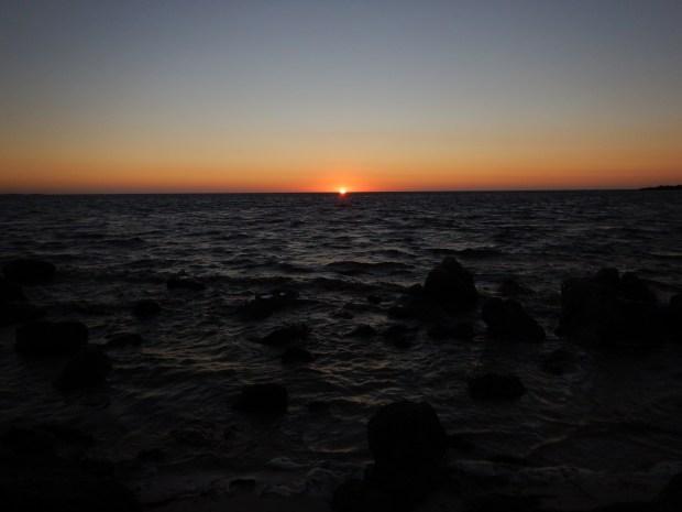 Sunset, Fort Island Beach, Crystal River, Florida