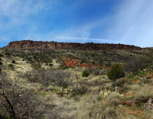 Bell Trail, Wet Beaver Wilderness, Coconino National Forest, Arizona
