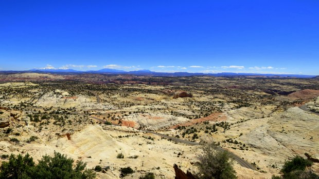 Head of the Rocks, Scenic Byway 12, Utah