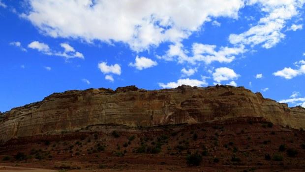 San Rafael Swell BLM Area, Utah