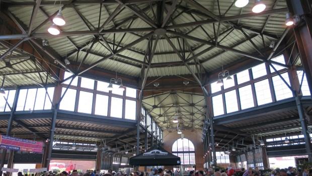 Eastern Market, Detroit, Michigan