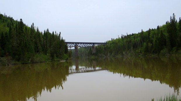 Little Pic River, Neys Provincial Park, Ontario, Canada