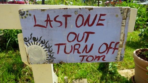 Tom's Burnt Down Cafe, Madeline Island, Apostle Islands, Wisconsin