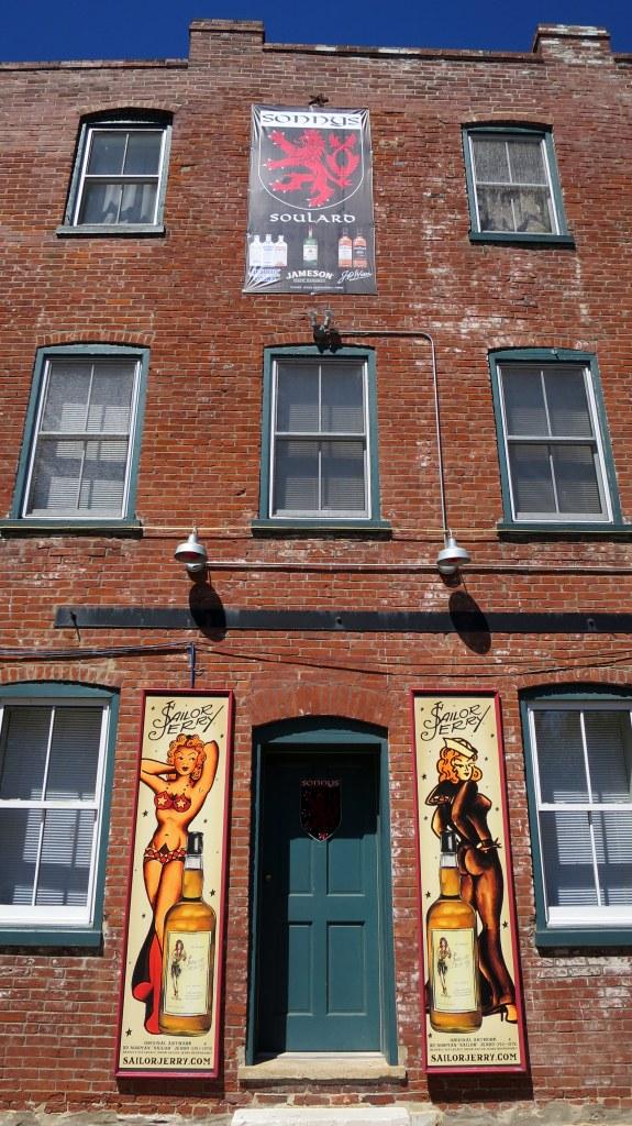 Sonnys bar, Soulard, St. Louis, Missouri