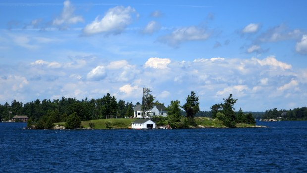 Thousand Islands Region, New York and Ontario