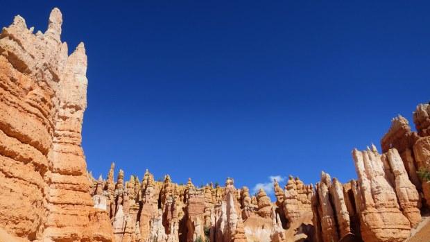 Queen's Garden Trail, Bryce Canyon National Park, Utah