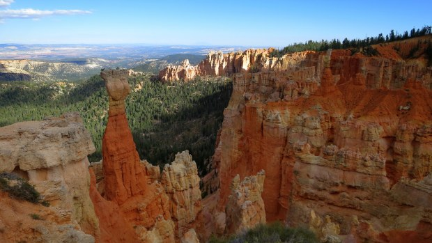 Agua Canyon, Bryce Canyon National Park, Utah