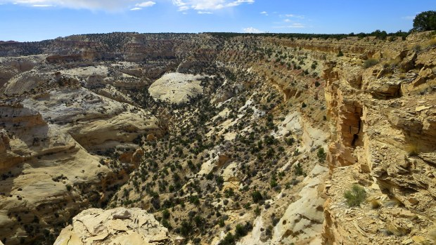 Eagle Canyon Viewpoint, Utah