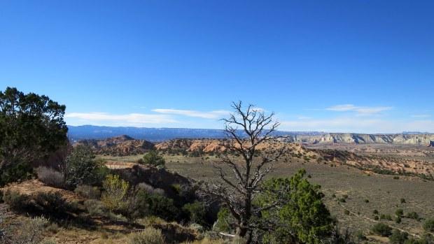 High desert in Grand Staircase-Escalante National Monument, Utah