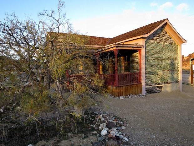 Bottle House, Rhyolite, Nevada
