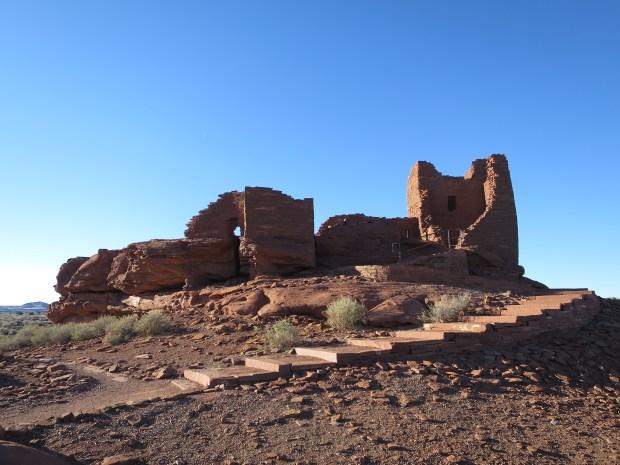 Wukoki, Wupatki National Monument, Arizona