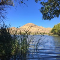 Hiking in the Santa Rita Mountains and at Patagonia Lake, plus a Tour of the Mission Copper Mine