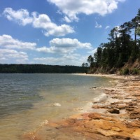 Lounging by Lake and Sea: Vacation Days at Sam Rayburn Reservoir and Galveston