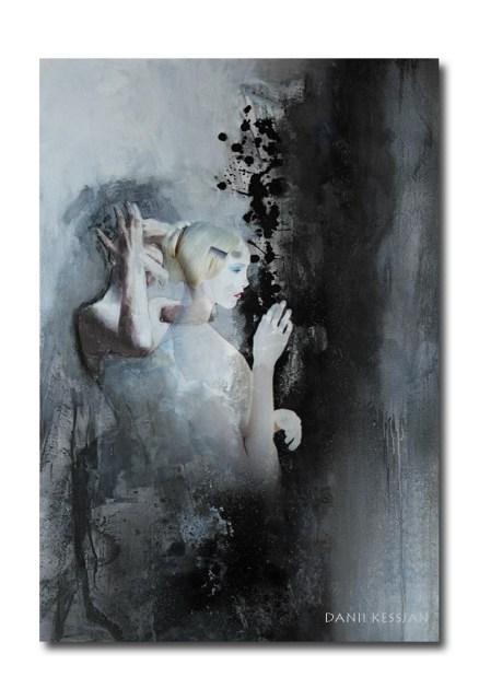 Osmose Series – Digital Collage by Danii Kessjan