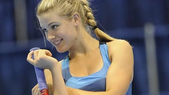 eugenie bouchard-Game-Set-&-Match