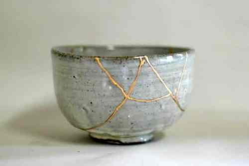 Kintsugi spectacle teyssot-gay claus et Nishihara