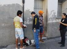SSP-AM realiza operação de reforço policial no Largo de São Sebastião