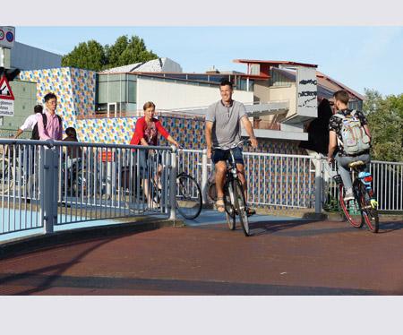 Groningen bridge