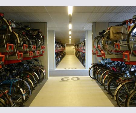 Utrecht fietsenstalling
