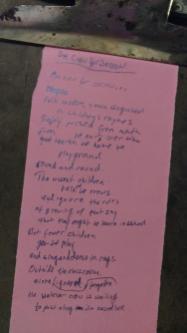 04112019 One Crow Poem