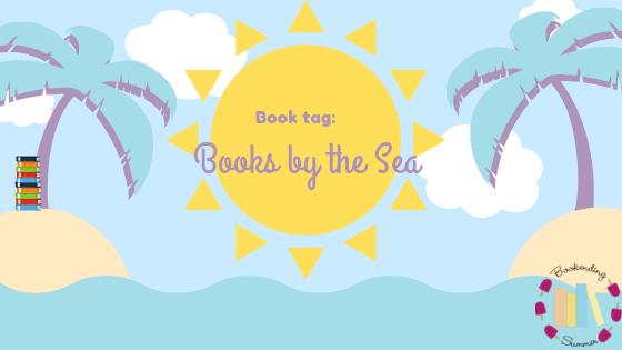 BESUMMER19: Books by the Sea tag