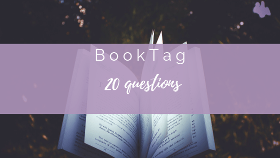20 Questions Book Tag + Giveaway Winner