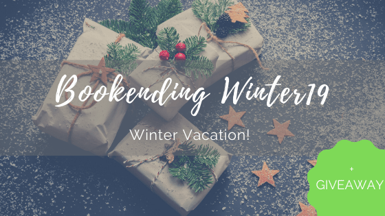 BOOKENDING WINTER 2019: Winter Vacation!