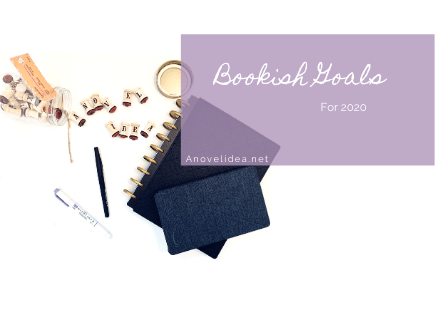 My Bookish Goals for 2020