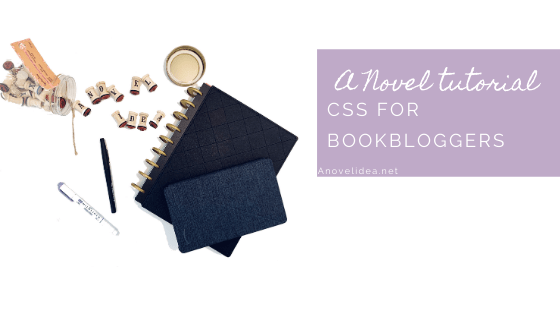 Css for book bloggers