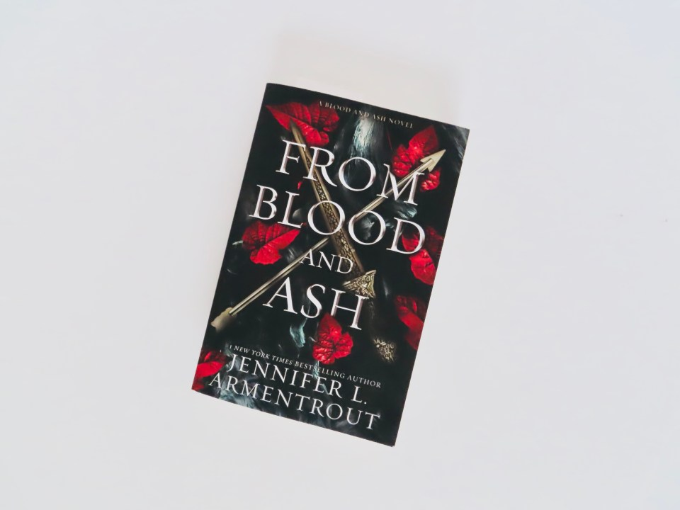 From Blood and Ash book photograph