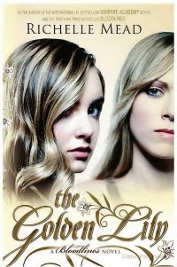 Richelle Mead – The Golden Lily
