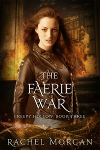 Rachel Morgan – The Faerie War
