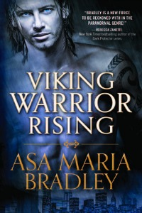 Asa Marie Bradley – Viking Warrior Rising