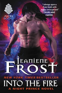 Jeaniene Frost – Into the Fire