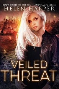 Helen Harper – Veiled Threat