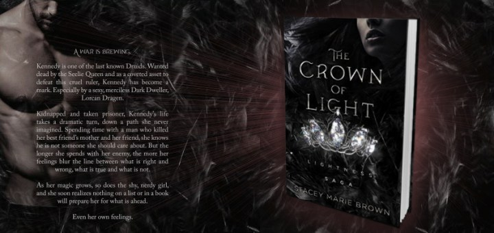 Stacey Marie Brown – The Crown of Light