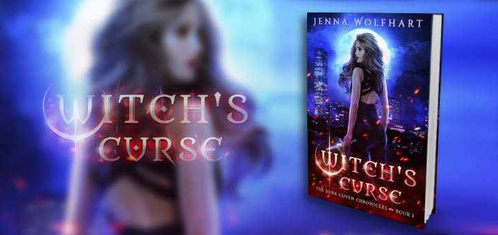 Jenna Wolfhart – Witch's Curse
