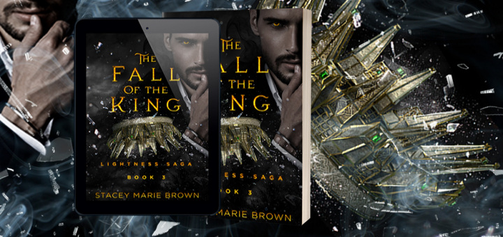 Stacey Marie Brown – The Fall Of The King