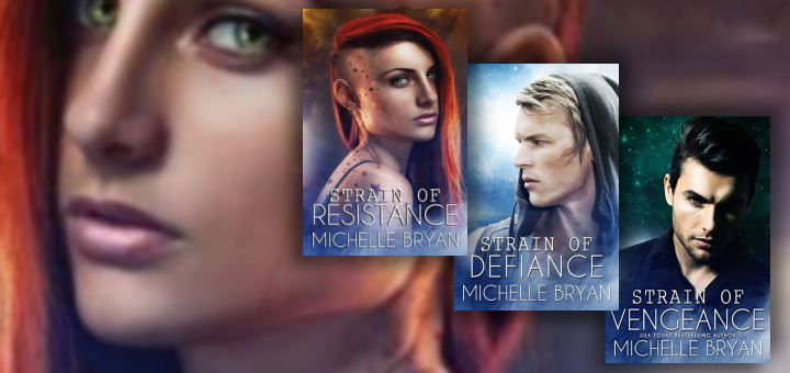 Michelle Bryan – Bixby series 1-3