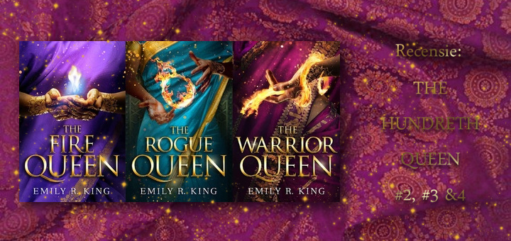 Emily R. King – The Hundreth Queen 2 t/m 4