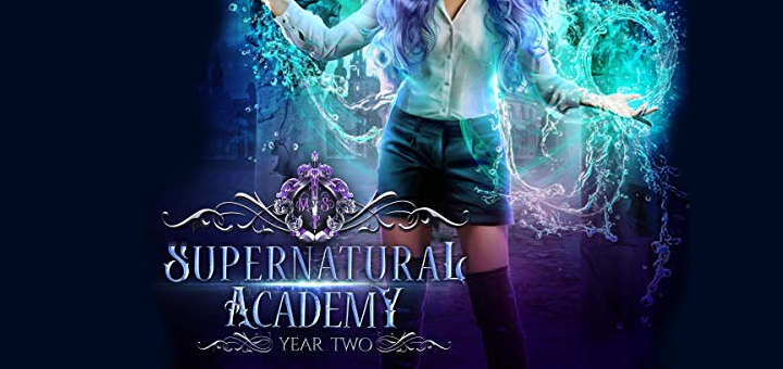 Jaymin Eve – Supernatrual Academy: Year Two