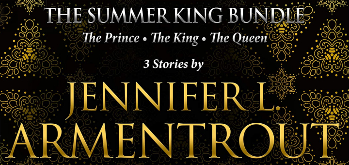 Jennifer L. Armentrout – The Summer King Bundle