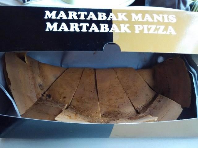 Martabak Pizza Tipis
