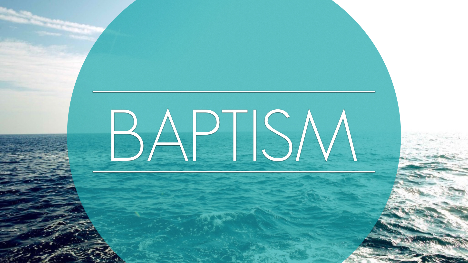 Lesson 14 What Is Baptism Bible Study Lesson Outlines